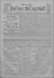 Posener Tageblatt 1907.02.28 Jg.46 Nr99