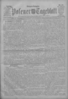 Posener Tageblatt 1907.03.12 Jg.46 Nr119