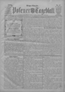 Posener Tageblatt 1907.04.05 Jg.46 Nr157