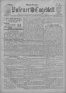 Posener Tageblatt 1907.04.19 Jg.46 Nr181