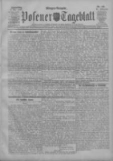 Posener Tageblatt 1907.05.09 Jg.46 Nr215