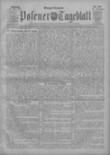 Posener Tageblatt 1907.05.22 Jg.46 Nr233