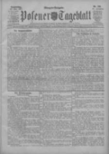 Posener Tageblatt 1907.05.23 Jg.46 Nr235