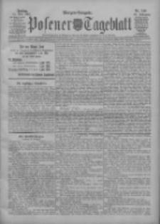 Posener Tageblatt 1907.05.31 Jg.46 Nr249