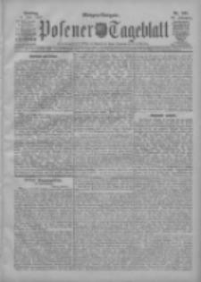 Posener Tageblatt 1907.06.09 Jg.46 Nr265