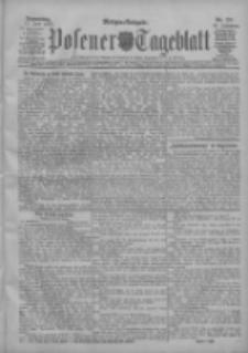 Posener Tageblatt 1907.06.13 Jg.46 Nr271