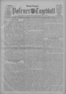 Posener Tageblatt 1907.06.23 Jg.46 Nr289