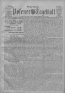 Posener Tageblatt 1907.07.21 Jg.46 Nr337