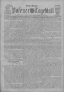 Posener Tageblatt 1907.07.28 Jg.46 Nr349