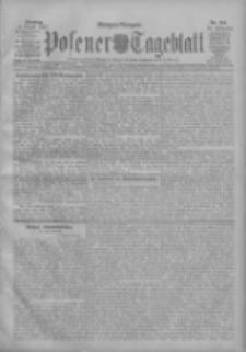 Posener Tageblatt 1907.08.04 Jg.46 Nr361