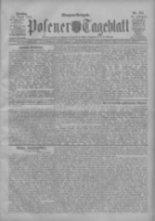 Posener Tageblatt 1907.08.11 Jg.46 Nr373