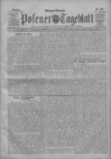 Posener Tageblatt 1907.08.18 Jg.46 Nr385