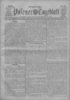 Posener Tageblatt 1907.08.20 Jg.46 Nr387