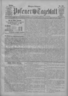 Posener Tageblatt 1907.08.23 Jg.46 Nr393