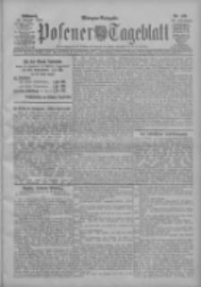 Posener Tageblatt 1907.08.28 Jg.46 Nr401