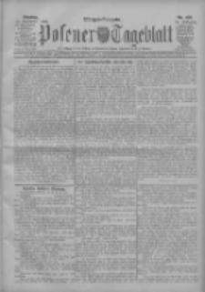 Posener Tageblatt 1907.09.10 Jg.46 Nr423