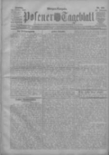 Posener Tageblatt 1907.10.20 Jg.46 Nr493