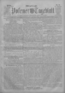 Posener Tageblatt 1907.02.15 Jg.46 Nr78