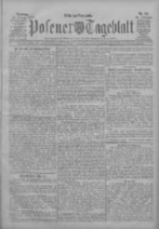 Posener Tageblatt 1907.02.19 Jg.46 Nr84