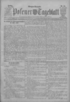 Posener Tageblatt 1907.03.01 Jg.46 Nr101
