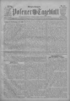 Posener Tageblatt 1907.03.08 Jg.46 Nr113
