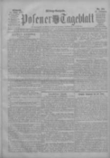 Posener Tageblatt 1907.03.20 Jg.46 Nr134