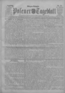 Posener Tageblatt 1907.03.21 Jg.46 Nr135