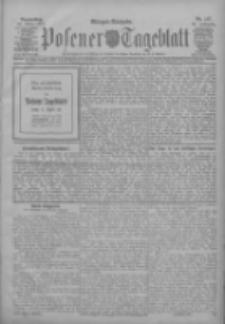 Posener Tageblatt 1907.03.28 Jg.46 Nr147