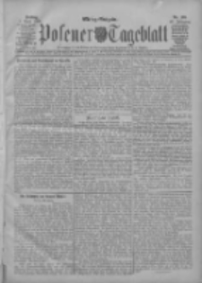 Posener Tageblatt 1907.04.05 Jg.46 Nr158