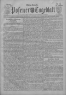 Posener Tageblatt 1907.04.15 Jg.46 Nr174