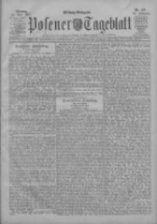 Posener Tageblatt 1907.04.16 Jg.46 Nr176