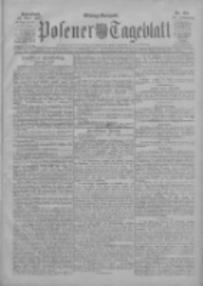 Posener Tageblatt 1907.04.20 Jg.46 Nr184