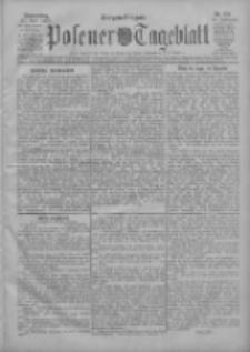 Posener Tageblatt 1907.04.25 Jg.46 Nr191