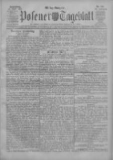 Posener Tageblatt 1907.04.25 Jg.46 Nr192