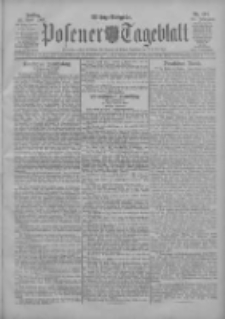 Posener Tageblatt 1907.04.26 Jg.46 Nr194