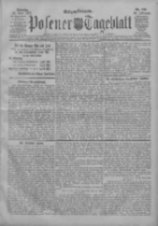 Posener Tageblatt 1907.04.30 Jg.46 Nr199