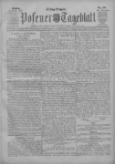 Posener Tageblatt 1907.04.30 Jg.46 Nr200