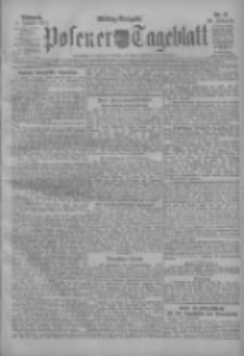 Posener Tageblatt 1911.01.04 Jg.50 Nr6