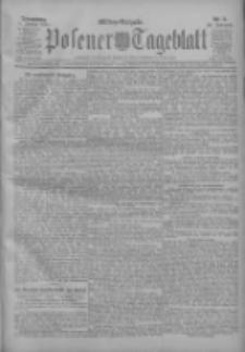 Posener Tageblatt 1911.01.05 Jg.50 Nr8
