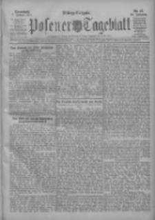 Posener Tageblatt 1911.01.07 Jg.50 Nr12
