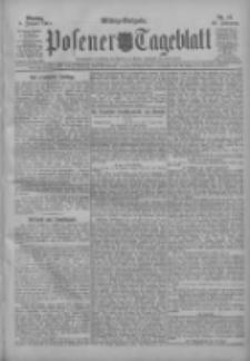 Posener Tageblatt 1911.01.09 Jg.50 Nr14