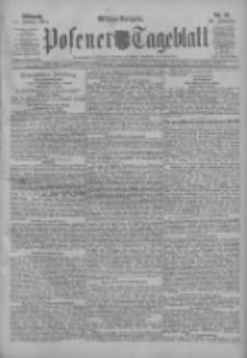 Posener Tageblatt 1911.01.11 Jg.50 Nr18