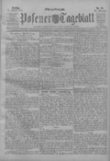 Posener Tageblatt 1911.01.13 Jg.50 Nr22
