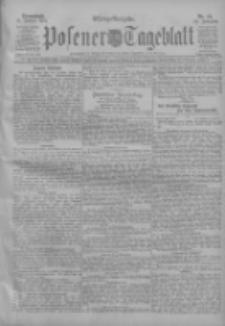 Posener Tageblatt 1911.01.14 Jg.50 Nr24