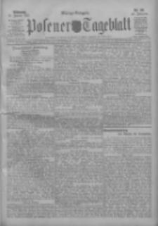 Posener Tageblatt 1911.01.18 Jg.50 Nr29
