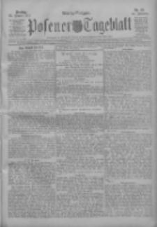 Posener Tageblatt 1911.01.20 Jg.50 Nr34
