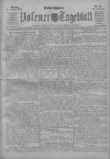 Posener Tageblatt 1911.01.23 Jg.50 Nr38