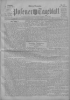 Posener Tageblatt 1911.01.31 Jg.50 Nr52