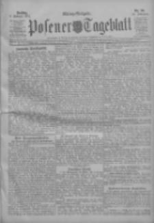 Posener Tageblatt 1911.02.03 Jg.50 Nr58