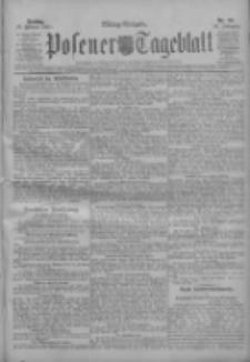 Posener Tageblatt 1911.02.10 Jg.50 Nr70